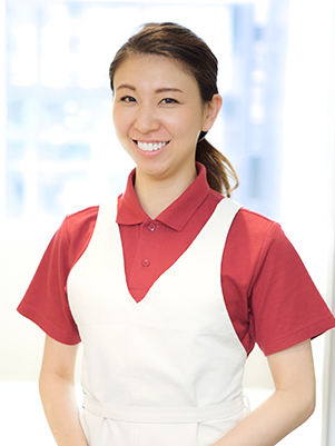 歯科助手 吉岡 祐子